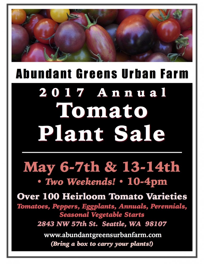 2017 Tomato Plant Sale WEBSITE JPEG